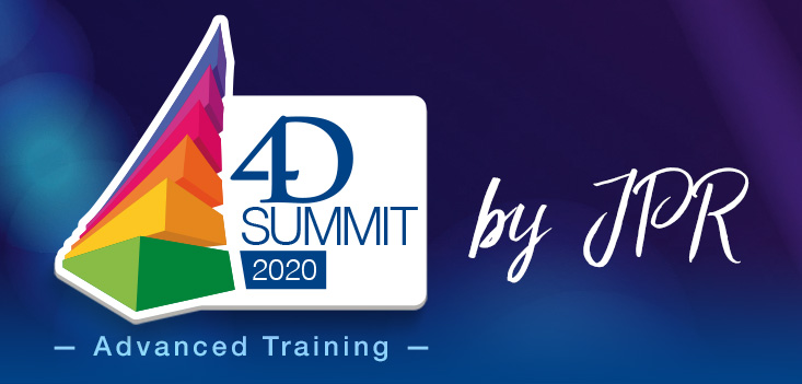 You're invited: Join 4D Summit 2020 - Advanced Training by JPR