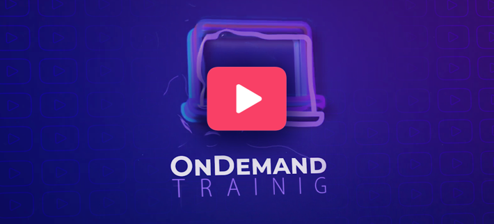 On Demand Training: a new way to learn!